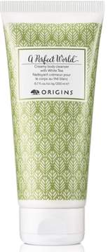 Origins A Perfect World(TM) Creamy Body Cleanser With White Tea