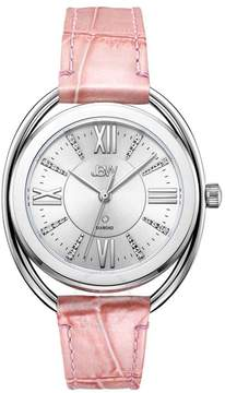JBW Gigi Silver Dial Ladies Watch