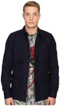 Vivienne Westwood Berry Worker's Shirt Men's Clothing