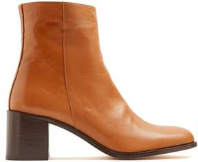 Maryam Nassir Zadeh Fiorenza leather ankle boots
