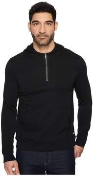 AG Adriano Goldschmied Lyle 1/4 Zip Hoodie Men's Sweatshirt