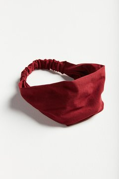 Urban Outfitters Cotton Wideband Headwrap