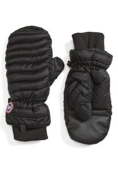 Canada Goose Women's Lightweight Quilted Mittens