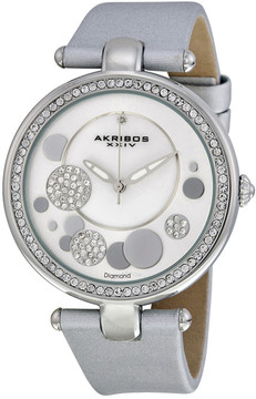 Akribos XXIV Allura Ladies Watch AK434SL