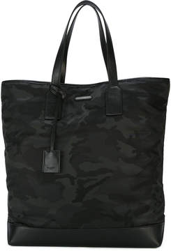Saint Laurent camouflage tote