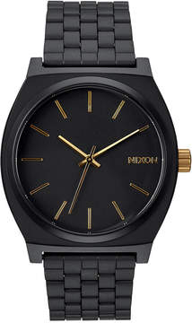 Nixon Time Teller Stainless Steel Bracelet Watch 37mm A045