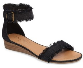 Coconuts by Matisse Women's Fly Ankle Strap Sandal
