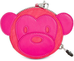Kipling Monkey Marguerite Coin Purse - BLUE COMBO/SILVER - STYLE