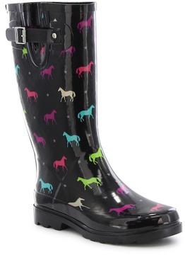 Western Chief Horse Star Rain Boot