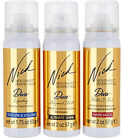 Nick Chavez Assorted Diva Party Pack Trio