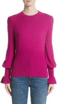 Co Flare Cuff Alpaca Blend Sweater