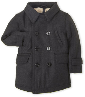 Urban Republic Toddler Boys) Double-Breasted Peacoat