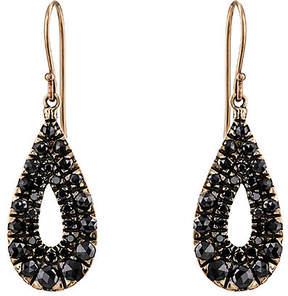 Black Diamond Fabrizio Riva Women's Teardrop Earrings