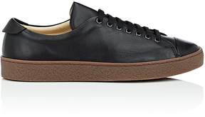 Barneys New York MEN'S CREPE-SOLE LEATHER SNEAKERS