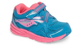 Saucony Infant Girl's 'Baby Ride' Sneaker