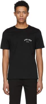 Maison Margiela Black Atelier T-Shirt
