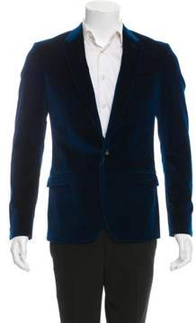 Calvin Klein Collection Hudson Velvet Blazer w/ Tags