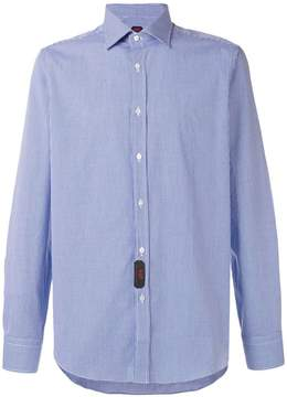 Piombo Mp Massimo checked shirt