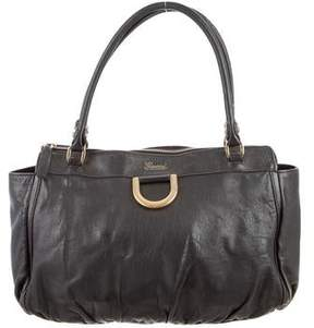 Gucci D-Ring Tote - BLACK - STYLE