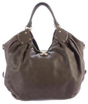 Louis Vuitton Mahina XL Hobo - BROWN - STYLE