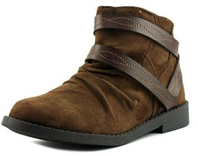 Blowfish Kastray Youth Us 1 Brown Boot.