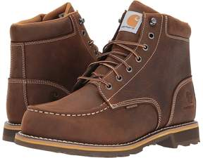 Carhartt 6 Moc Toe Lug Men's Work Boots