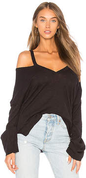 Feel The Piece Ensley Cut Out Top
