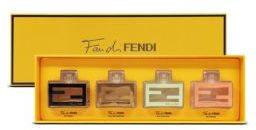 Fan Di Fendi Four-Piece Miniature Fragrance Set