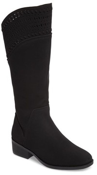 Vince Camuto Girl's Blysse Woven Tall Boot