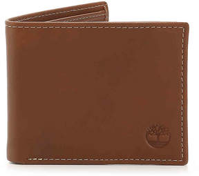 Timberland Men's Hunter Passcase Leather Wallet