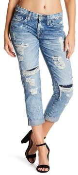 Big Star Billie Cropped Slouchy Skinny Jeans