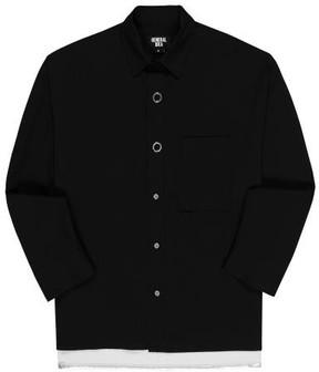 General Idea Back Point Shirt Black