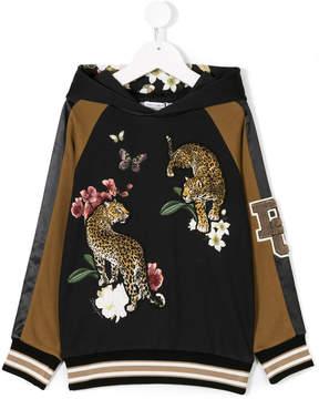 Dolce & Gabbana embellished hoodie