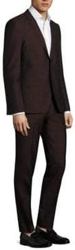 HUGO Arti-Heston Slim-Fit Wool Suit