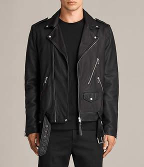 AllSaints Torrance Leather Biker Jacket