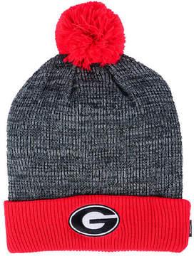 Nike Georgia Bulldogs Heather Pom Knit Hat