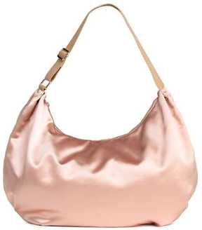 H&M Satin Hobo Bag