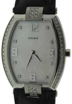 Concord La Scala 14.25.1470.1S Mother Of Pearl Diamond Womens Watch