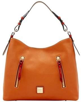 Dooney & Bourke Cooper Pebble Leather Hobo