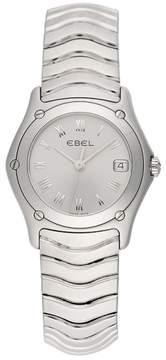 Ebel Classic Wave 9087f21/9225 Quartz 27mm Womens Watch