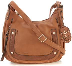 Jessica Simpson Tashani Zip Cross-Body Bag