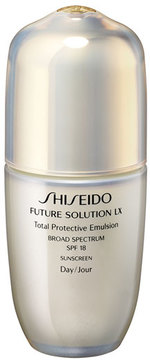 Shiseido Future Solution LX Total Protective Emulsion SPF 18, 75 mL