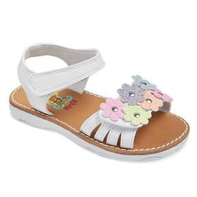 Rachel Toddler Girls' Shea Floral Sandals