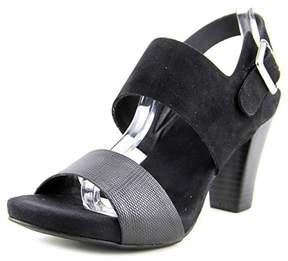 Giani Bernini Women's Aikko Chunky Heel Sandals.