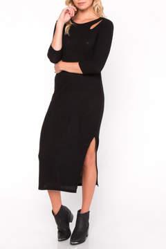Everly Cutout Midi Dress