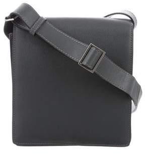 Barneys New York Barney's New York Leather Shoulder Bag