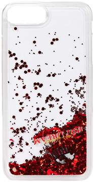 Chiara Ferragni Hot Dream Liquid Glitter I-phone 8 Case