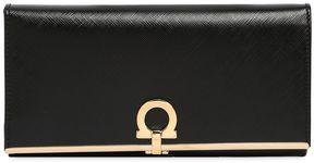 Salvatore Ferragamo Leather Continental Wallet