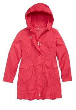 Moncler Audrey Longline Raincoat