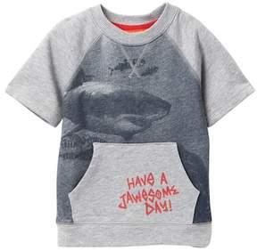Joe Fresh Short Sleeve Sweater (Toddler & Little Boys)